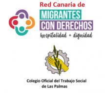 Red Canaria de Migrantes con Derechos - Trabajo Social de Las Palmas