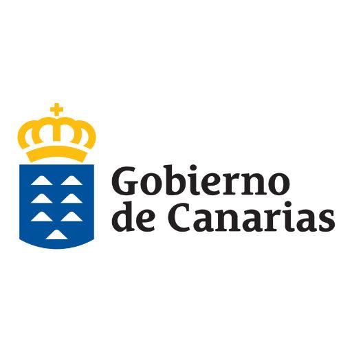 Logo Gobierno de Canarias Horizontal