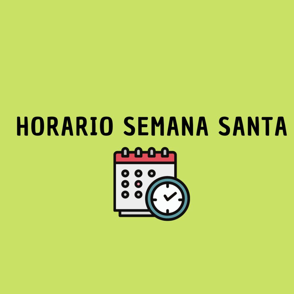 horario semana santa (1)