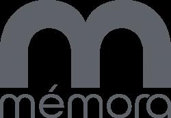 logo memora transparente